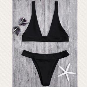 Zaful Swim - Sexy black bikini